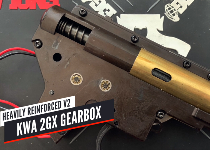 AATV: Inside The KWA G2X Gearbox