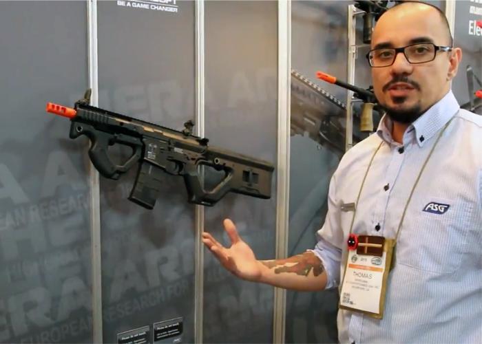 Airsoft Eire: ASG-ICS Hera Arms CQR