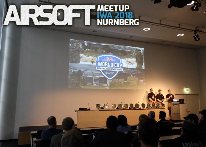 Airsoft Meetup 2018 Call