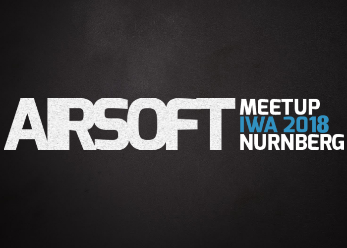 Airsoft Meetup IWA 2018