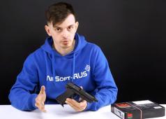 Airsoft-Rus Umarex HK45 Compact GBB Pistol