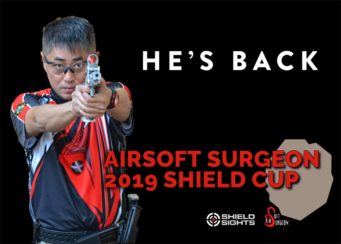Airsoft Surgeon 2018 Shield Cup