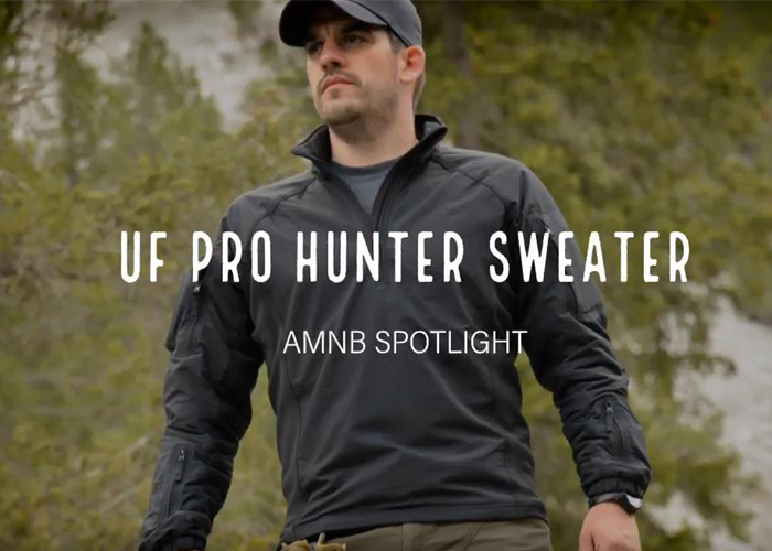 AMNB Spotlight: UF PRO Hunter Sweater