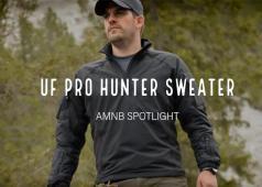 AMNB Spotlight: UF PRO Hunter Sweater