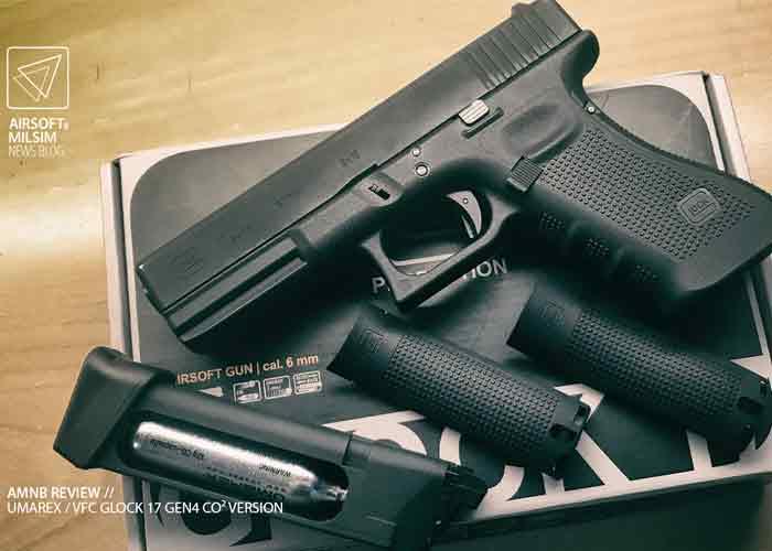 AMNB: Umarex Glock 17 Gen 4
