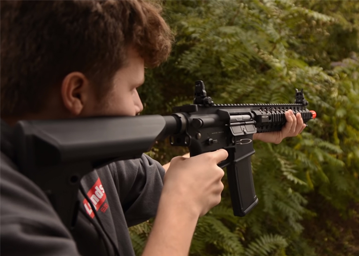 Amped Airsoft: PTS Centurion Arms CM4-10