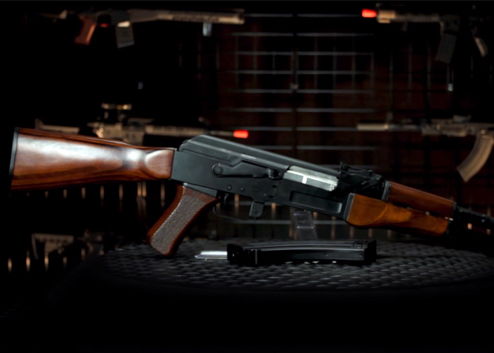Airsoft Megastore: LCT AK47 Quick Look