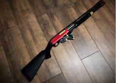 APS CAM870 MK2 CO2 Airsoft Shotgun