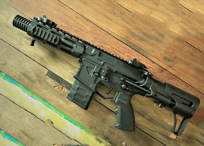 APS Phantom Extremis Rifle MK6 CRS Review