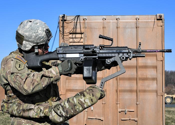 """U.S. Army """"Third Arm"""" (U.S. Army Photo)"""