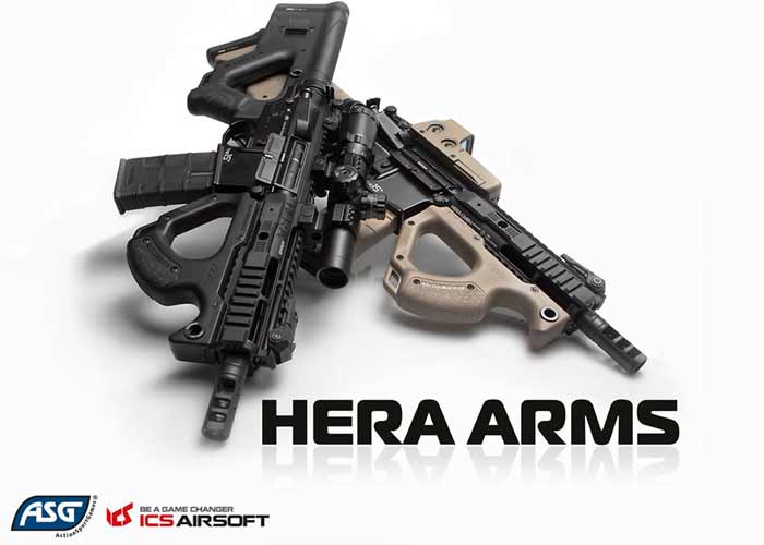 ASG-ICS Hera Arms AEG Update