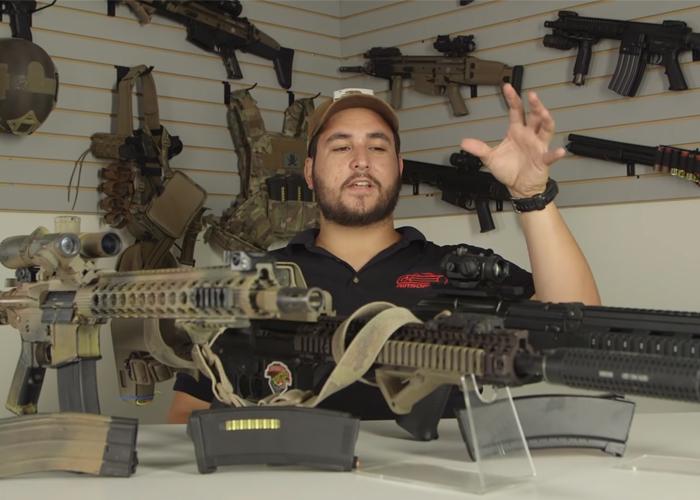 ASGI New Custom Guns