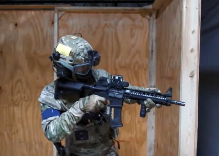 ASGI Tactical Airsoft Arena Grand Opening