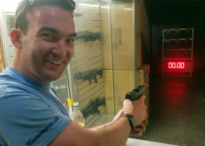 ASGI Uncut Elite Force Glock 34 First Impressions