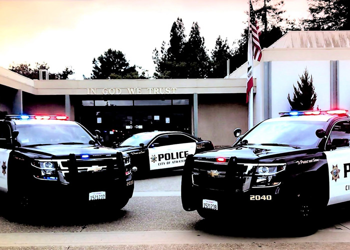 Atwater PD FB