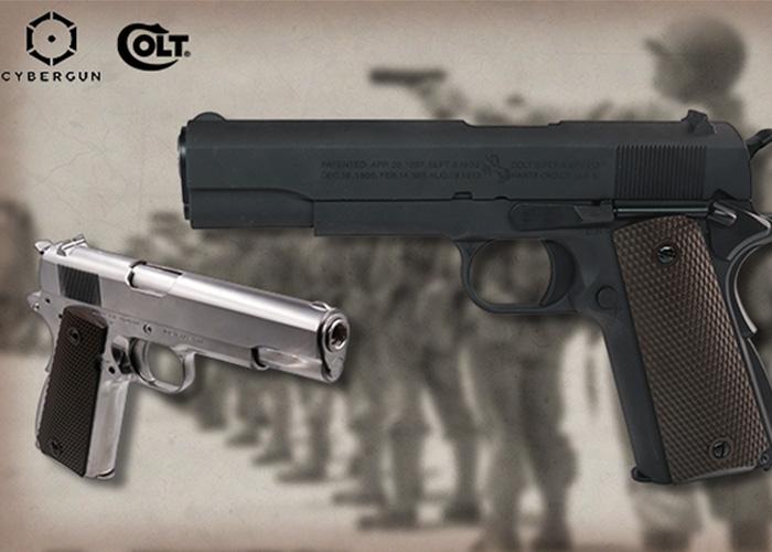 AW Custom Cybergun Colt 1911