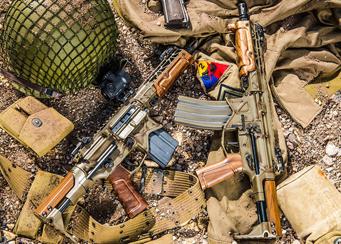 Battle Arms Development Paratrooper & Tanker .300BLK PDW SBRs