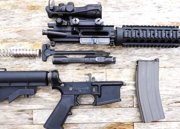 Sop maintenance m4 carbine College paper Example