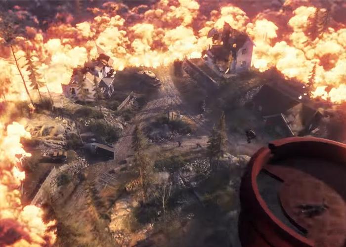 Battlefield V Devastation of Rotterdam Trailer