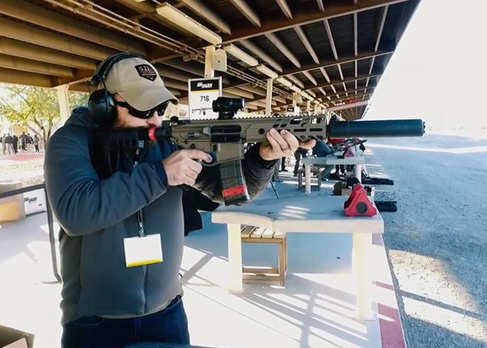 Breach, Bang & Clear SHOT Show 2018 Day At The Range