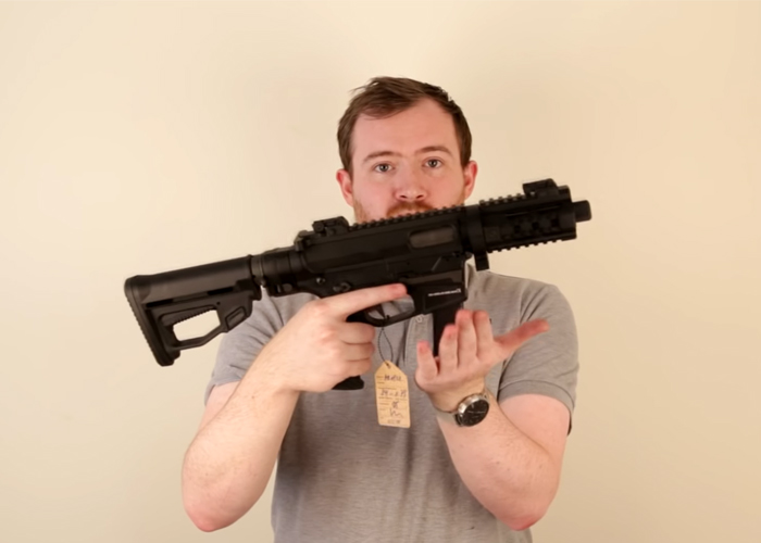 Bespoke Airsoft: Ares M45X-S Overview