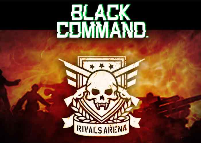Black Command Rivals Arena