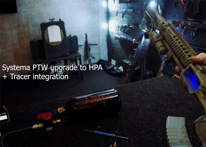 Bullgear: PTW Upgrade To HPA + Tracer