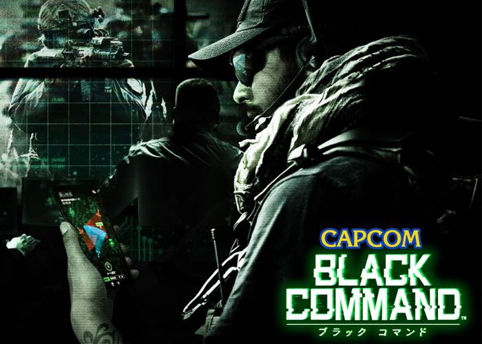 Capcom Black Command