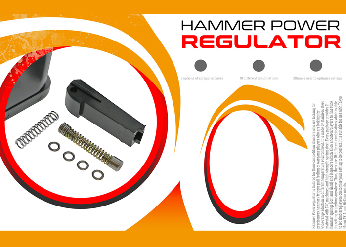 CowCow Hammer Power Regulator