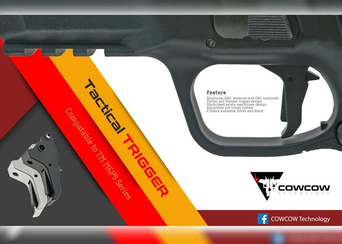 CowCow Technology TM M&P9 Trigger