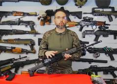 Antre du Dingo Dingchavez NPO AEG AK-12/200 vs AK12/400