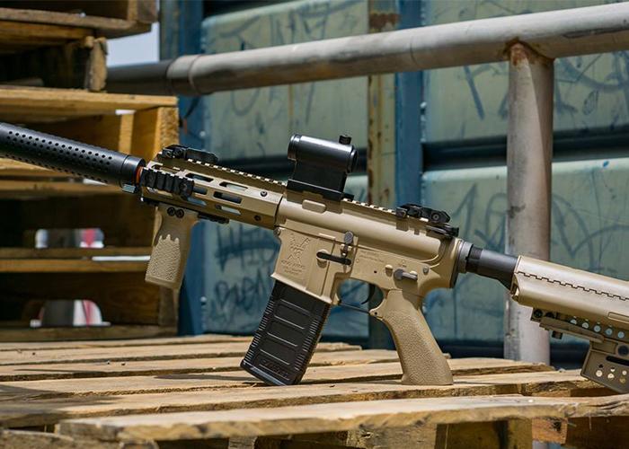 Evike: King Arms Ultra Grade II Polymer M4 TWS