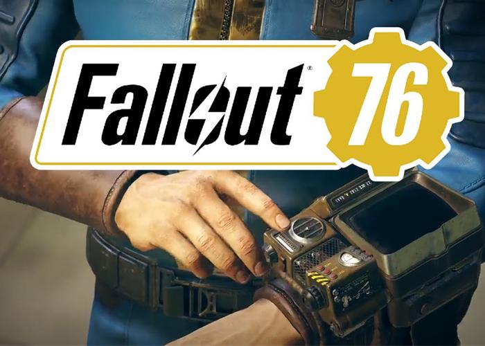 Fallout: 76 Teaser Trailer