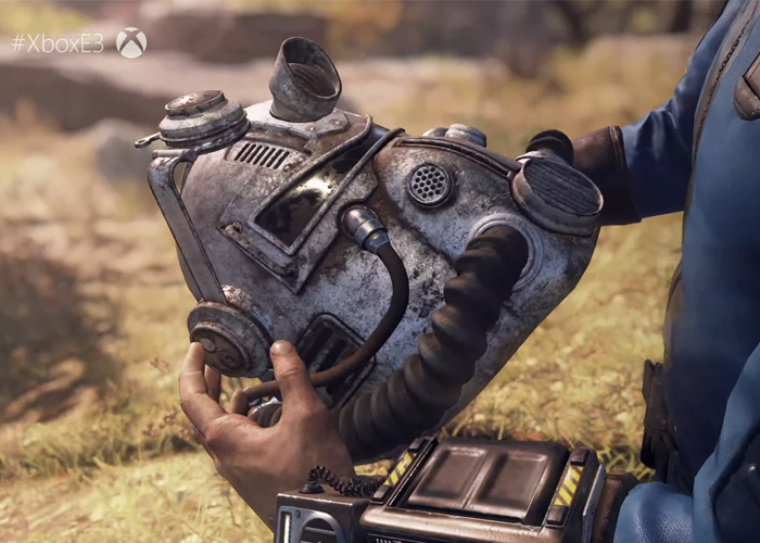 Fallout 76 Reveal Trailer