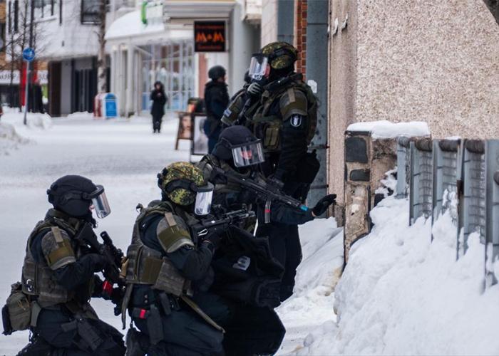 Lapinn Poliisi In Lappi 118 Exercise (Lapinn Poliisi Instagram)