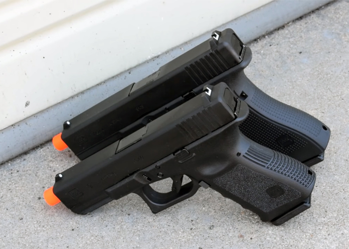 Fox Airsoft: EF G17 & G19 Overview