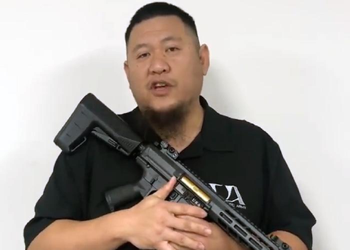 Classic Army USA Frank Chu