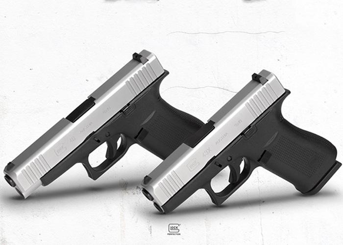 G43X & G48 Pistols