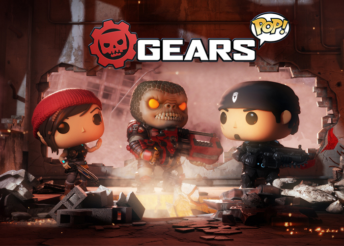 Gears Pop E3 2018 Reveal Trailer