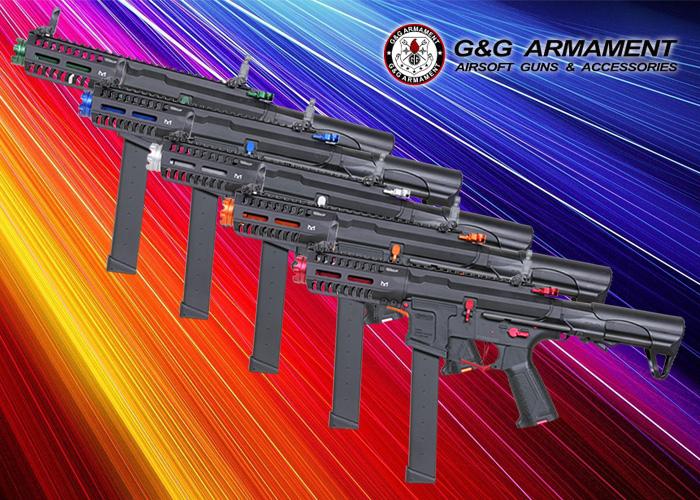 G&G ARP9 Super Ranger Edition