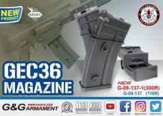G&G GEC36 High Cap Magazine