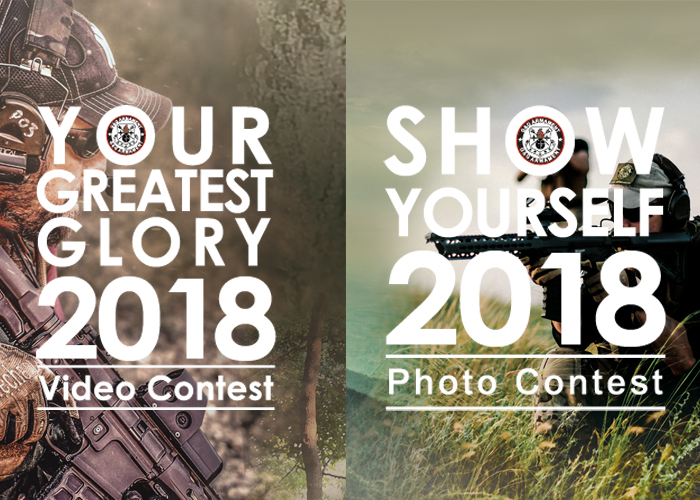 G&G Video & Photo Contests 2018