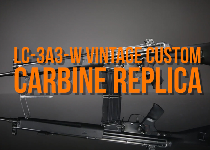 Gunfire Instant Video: LC3A3 W Vintage Custom