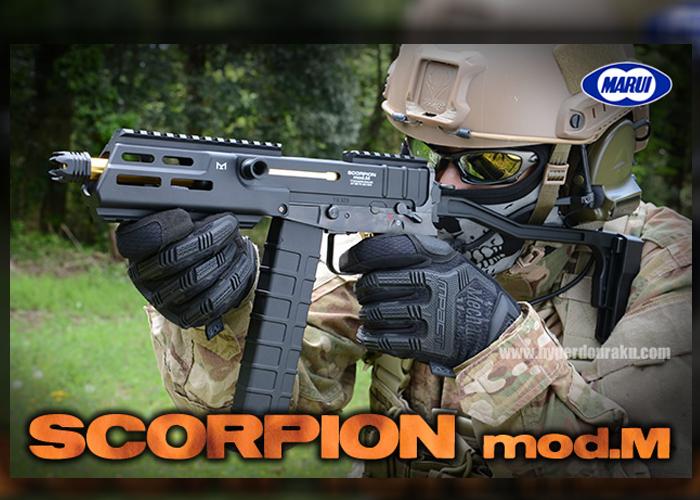 Hyperdouraku TM Scorpion Mod M Review