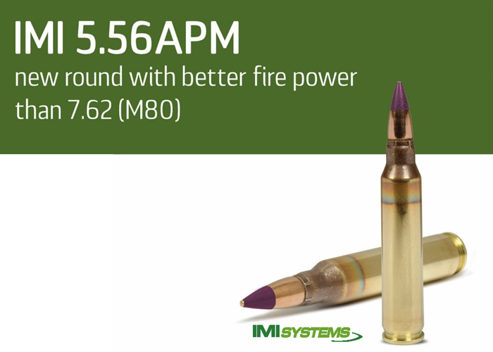 IMI 5.56mm APM