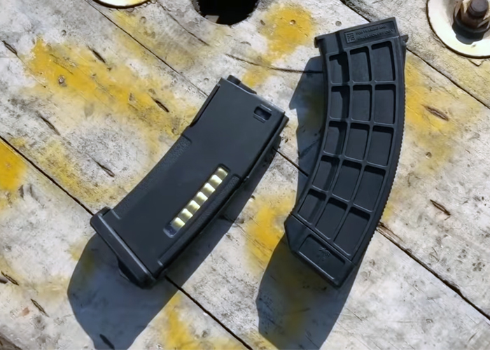 Infamous Airsoft PTS EPM & US Palm Mags Review