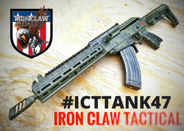 Iron Claw Tactical tAnK 47