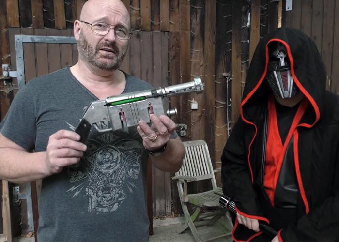 Joerg Sprave: Rey's Blaster