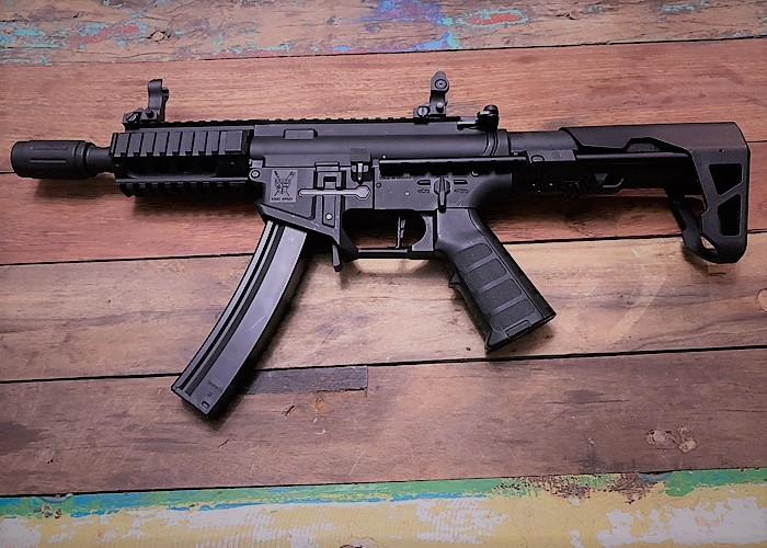 King Arms PDW 9mm SBR Shorty AEG Review