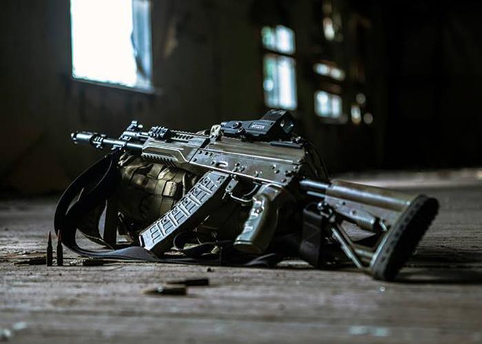 AK-12 (Photo by Kalashnikov Concern)